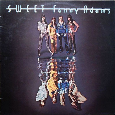SWEET, THE - SWEET FANNY ADAMS UK Original Pressing (LP)