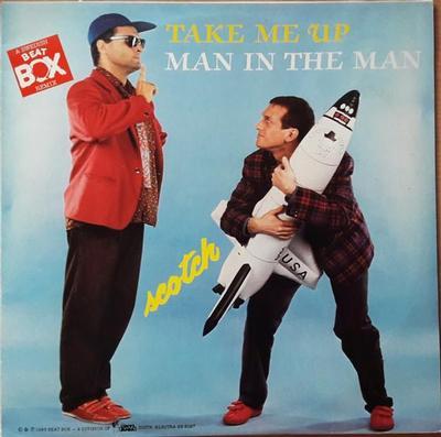 """SCOTCH - TAKE ME UP Swedish 12"""", Beat Box label (12"""")"""