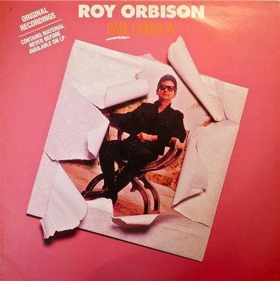 ORBISON, ROY - RARE ORBISON 1989 compilation, Dutch pressing (LP)