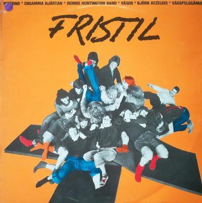 VARIOUS ARTISTS (POP / ROCK) - FRISTIL 1977 progg compilation, Motvind, Afzelius a.o. (LP)