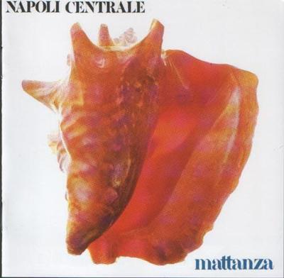 NAPOLI CENTRALE - MATTANZA Rare 1976 jazzy rock/funk, original Italian edition (LP)