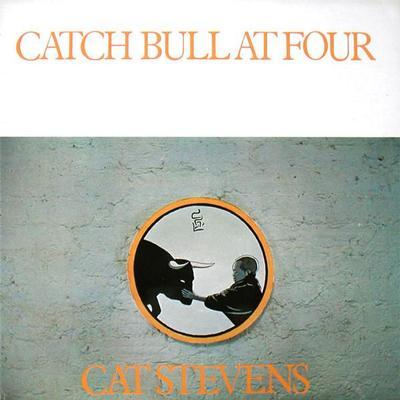 STEVENS, CAT - CATCH BULL AT FOUR Swedish original, gatefold (LP)