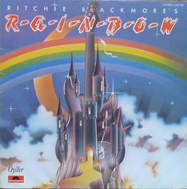 RAINBOW - RITCHIE BLACKMORE'S RAINBOW Scandinavian pressing (LP)