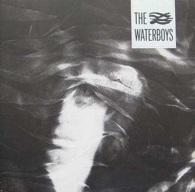 WATERBOYS, THE - THE WATERBOYS German pressing, debut album, 1983 (LP)
