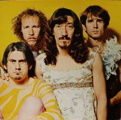 MOTHERS OF INVENTION, THE - WE'RE ONLY IN IT FOR THE MONEY Rare Scandinavian original, VG+ (LP)