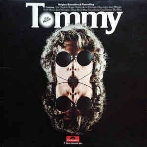 VARIOUS ARTISTS (SOUNDTRACK) - TOMMY (ORIGINAL SOUNDTRACK RECORDING) UK double album, The Who, Clapton, Elton John a.o. (2LP)