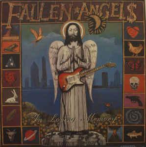 FALLEN ANGELS - IN LOVING MEMORY UK pressing (LP)