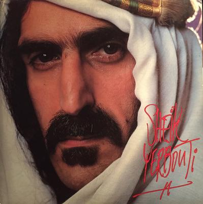 ZAPPA, FRANK - SHEIK YERBOUTI Dutch Pressing With Innersleeves (2LP)