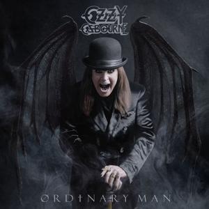 OSBOURNE, OZZY - ORDINARY MAN Black (LP)