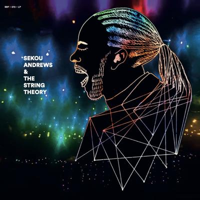 SEKOU ANDREWS & THE STRING THEORY - S/T US Grammy Nominated, Limited Edition of 300 copies. (LP)