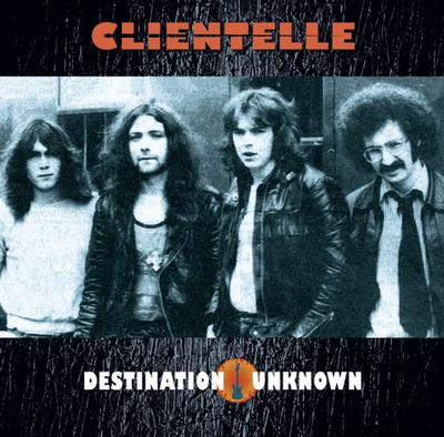 CLIENTELLE - DESTINATION UNKNOWN Re-issue of classic UK NWOBHM, Limited Edition 700 copies (LP)