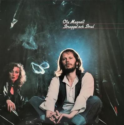 MAGNELL, OLA - STRAGGEL OCH STRUL (LP)