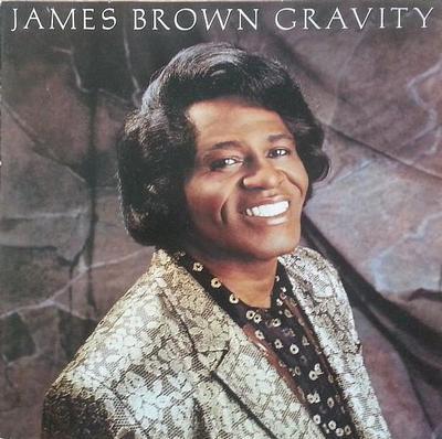 BROWN, JAMES - GRAVITY German pressing (LP)