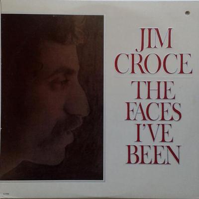 CROCE, JIM - THE FACES I'VE BEEN Double album, U.S. pressing (2LP)