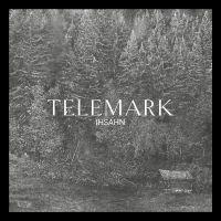 IHSAHN - TELEMARK Black/clear split vinyl (LP)