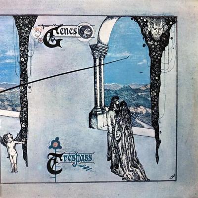 GENESIS - TRESPASS Gatefold sleeve (LP)