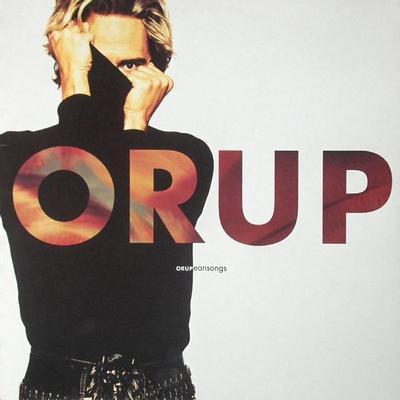 ORUP - ORUPEANSONGS (LP)