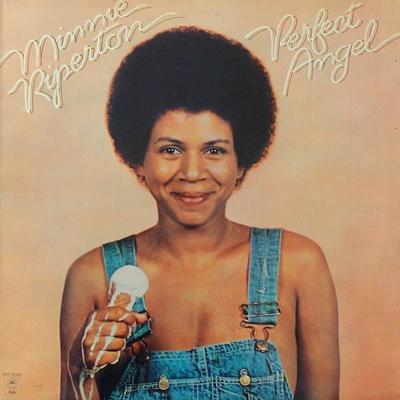 RIPERTON, MINNIE - PERFECT ANGEL Rare album, Dutch pressing (LP)