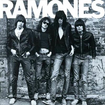 RAMONES - S/T 180 grams reissue (LP)
