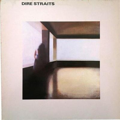 DIRE STRAITS - DIRE STRAITS Dutch pressing (LP)