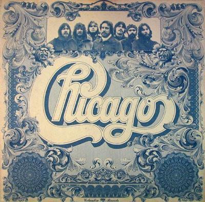 CHICAGO - CHICAGO VI U.S. pressing (LP)