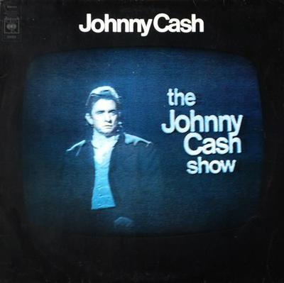 CASH, JOHNNY - THE JOHNNY CASH SHOW UK original (LP)