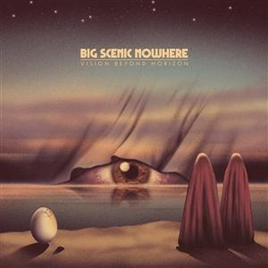 BIG SCENIC NOWHERE - VISION BEYOND HORIZON Black vinyl (LP)