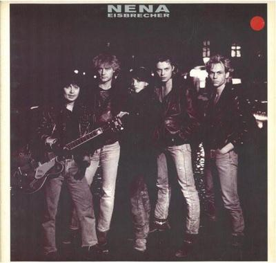 NENA - EISBRECHER Dutch pressing (LP)