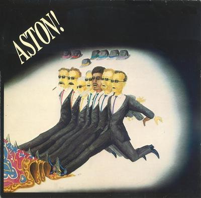 ASTON REYMERS RIVALER - ASTON! (LP)