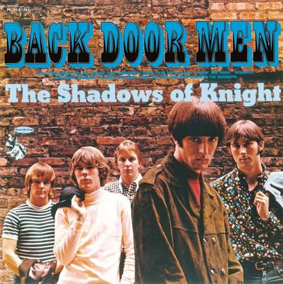 BACK DOOR MEN  Classic US 60´s punk  180g reissue