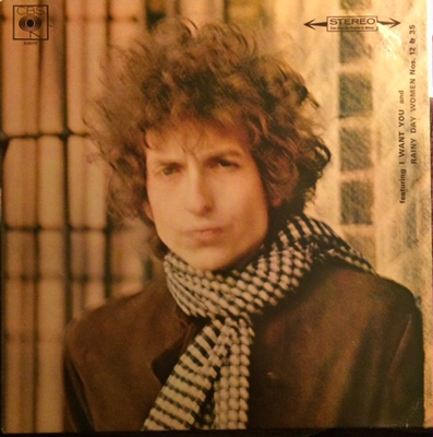 DYLAN, BOB - BLONDE ON BLONDE Dutch Sunburst labels Pressing In Gatefold Sleeve (2LP)
