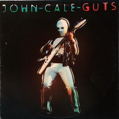 CALE, JOHN - GUTS UK Original Pressing (LP)