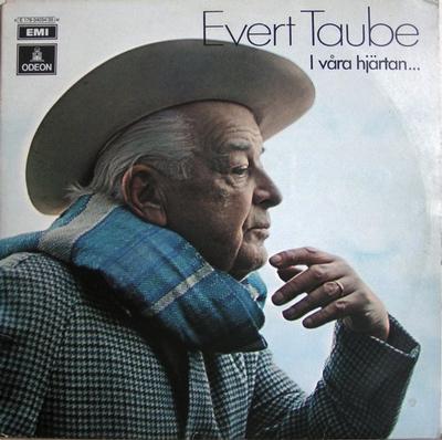 TAUBE, EVERT - I VÅRA HJÄRTAN Swedish Original Pressing (2LP)