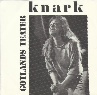 """GOTLANDS TEATER - KNARK Swedish Prog Rock EP (7"""")"""