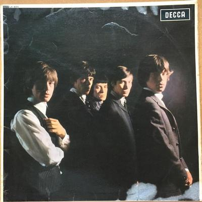 ROLLING STONES, THE - THE ROLLING STONES UK mono original! (LP)