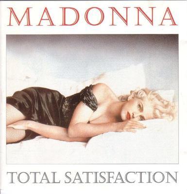 MADONNA - TOTAL SATISFACTION (DIRTY SWEET SOLID GOLD MIXES) Rare remix compilation (CD)