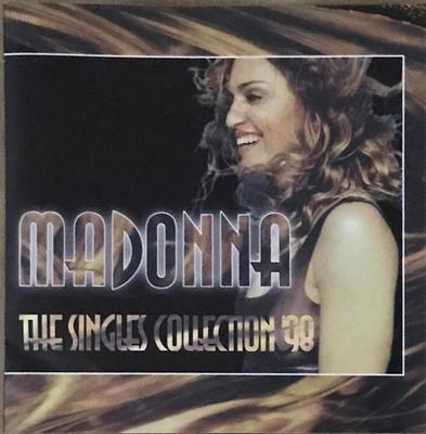 MADONNA - THE SINGLES COLLECTION 98 (CD)