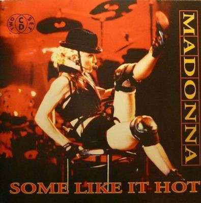MADONNA - SOME LIKE IT HOT Live from Blonde Ambition Tour 1992 (2CD)