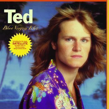 GÄRDESTAD, TED - BLUE VIRGIN ISLES Scarce second edition, including Satellit/Satellite! (LP)
