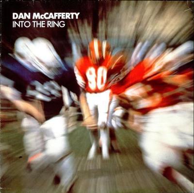 MCCAFFERTY, DAN - INTO THE RING Rare German pressing! Nazareth member (LP)