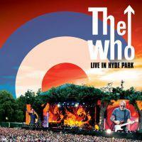 WHO, THE - LIVE IN HYDE PARK Ltd red/white/blue 3lp (3LP)
