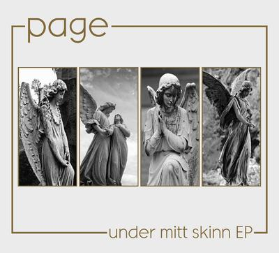 PAGE - UNDER MITT SKINN EP Foldout Digipack CD Limited edition 300 copies (CD)
