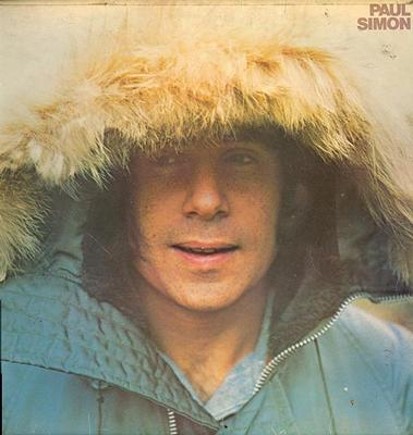 SIMON, PAUL - S/T UK original (LP)