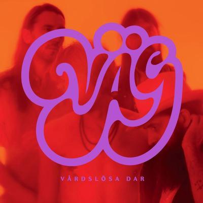 VÄG - VÅRDSLÖSA DAR Purple vinyl (LP)