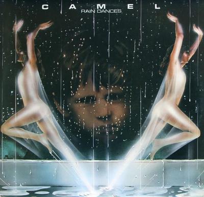 CAMEL - RAIN DANCES UK original (LP)