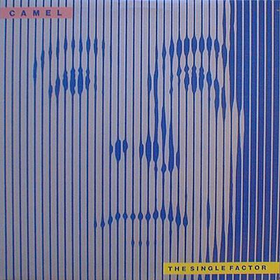 CAMEL - THE SINGLE FACTOR Scandinavian pressing (LP)