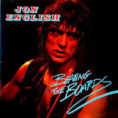 ENGLISH, JON - BEATING THE BOARDS Double album, Swedish pressing (2LP)