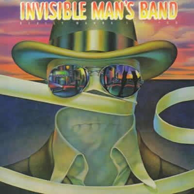 INVISIBLE MAN'S BAND - REALLY WANNA SEE YOU Swedish pressing (LP)
