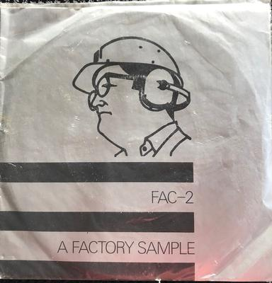 "JOY DIVISION - A FACTORY SAMPLE DOUBLE-SINGLE Original Genuine First press. (7"")"