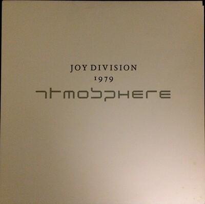 "JOY DIVISION - ATMOSPHERE Rare Swedish original 12"", VG+ (12"")"